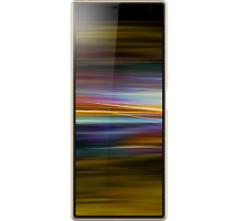 Смартфон Sony Xperia 10 Plus Gold